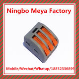 222 224 773 весны серии типа электрического соединителя контакта Wago