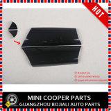 Cubiertas internas protegidas ULTRAVIOLETA plásticas de la maneta de la puerta del color de gato de unión del oro del ABS a estrenar de la alta calidad para Mini Cooper F56 (conjunto 2PCS/