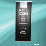 Luxe Stand Roll up Banner Display (DR-02)