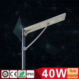 Sensor PIR de 40W All-In One Integrated Outdoor Street Light