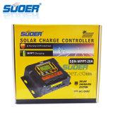 Suoer 2016新しいMPPTの太陽コントローラ12V 24V 20Aの太陽充電器のコントローラ(SON-MPPT-20A)