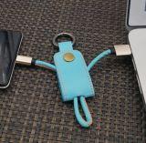De kleurrijke Vlakke Kabel USB van Gegevens Charger&Transfer voor iPhone