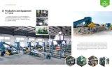 SGS Auto het Samenstellen van pvc Systeem