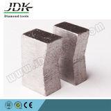 Segment et lame de diamant pour le granit coupant 900-3500mm