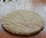Base/amortiguador de teñido/estera Ka0052 del animal doméstico del perro/del gato de la planta suave estupenda lavable de /Natural