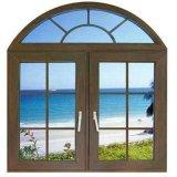 Qualitäts-thermischer Bruch-Aluminiumfenster Foshan-Woodwin