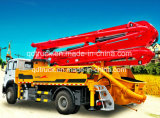 camion della pompa per calcestruzzo di 25M 27M 29M, camion della pompa del cemento