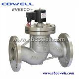 Válvula de controle de solenóide hidráulica Dn100