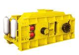 Zerkleinerungsmaschine-Geräten-hydraulische Rollen-Zerkleinerungsmaschine der Gruben-15-45tph für Felsen-Pflanzen