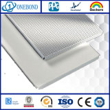 Techo suspendido del panel perforado de aluminio