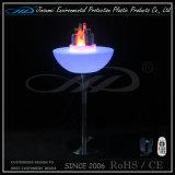 Meubles lumineux de vente chauds de DEL pour la boîte de nuit d'usager