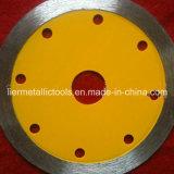 Il diamante continuo dell'anello la lama per sega per le mattonelle di ceramica