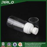 l'imballaggio cosmetico di corsa 80ml imbottiglia la bottiglia di plastica riutilizzabile dello spruzzo di prezzi all'ingrosso con la bottiglia fine della plastica dello spruzzatore 30ml della foschia