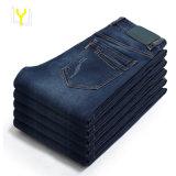 Amorçage de couture tourné par faisceau de polyester pour des jeans
