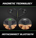 Ruido sin hilos de los auriculares V4.1 de Bluetooth que cancela los auriculares del deporte de Sweatproof