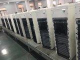 Distribuidor básico da água ereta com Comressor e gabinete do refrigerador