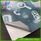 Collant de vinyle de PVC d'impression de Digitals pour la publicité et la décoration