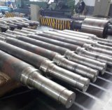 Un Quattro-Alto rullo rovesciabile freddo d'acciaio dei tre basamenti che forma macchina