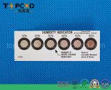 Gebruikte PCB van de Kaart van de Indicator van de Vochtigheid van het Chloride van het kobalt Vrije 10%-60%