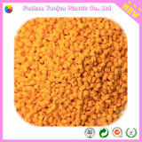 Gele Masterbatch voor de Korrels van het Polyethyleen