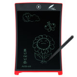 tablette magnétique effaçable d'écriture d'affichage à cristaux liquides de la planche à dessin 8.5inch