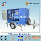 이동할 수 있는 기름 트레일러 변압기 기름 필터 기계 (ZYM-150)