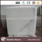 Mármore branco branco de cristal de Bianco Sivec Thassos para a decoração da parede