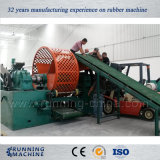 Pneumatico usato che ricicla macchina/pneumatico residuo che ricicla macchina