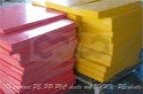 feuille de plastique de HDPE de l'épaisseur UHMW-PE/de 1mm -100mm
