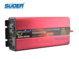 CC 24V dell'invertitore 2000W di Suoer all'invertitore di energia solare di CA 220V (HAA-2000B)