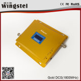 Dcs 1800MHz Single Band 2g 3G Répéteur de signal de téléphone portable