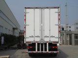 Corps de camion sec FRP facilement nettoyable pour la logistique