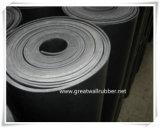 Feuille en caoutchouc de Hypalon avec la bonne qualité et l'ISO9001 Gw2008