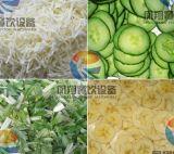 Коммерчески, высокий резец плодоовощ Efficency, Vegetable автомат для резки, резец овоща листьев