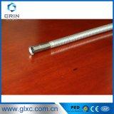 Tubo acanalado flexible 304 del metal de los Ss de la alta calidad