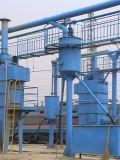 Pneumatische Beförderung-System für das Befördern des pulverisierten Materials