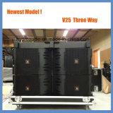 La línea arsenal V25 del neodimio se dobla 15inch de tres vías