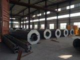 Potencia galvanizada poste del 12m el 14m hecho del acero de aleación caliente