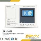 Bes-307c Digitals Trois-Aboutissent l'ECG