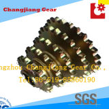 Trasmissione più righe Pagoda Forgiatura Sprocket Gear