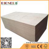 La mejor madera contrachapada del anuncio publicitario de la madera contrachapada del abedul del precio de la venta caliente