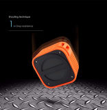Ipx6는 소형 휴대용 Bluetooth 무선 스피커를 방수 처리한다