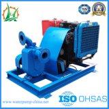Bomba de escorvamento automático do motor Diesel da entrega agricultural da água