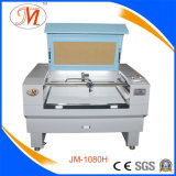 Располагающ гравировальный станок лазера для деревянного/акрилового произведения искысства (JM-1080H)