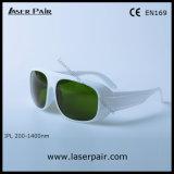Applicazione: Occhiali di protezione della macchina/Ce En169 IPL di IPL Eyewear 200-1400nm con pagina bianca 52