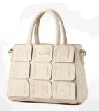 2016 neue Art-Handtaschen mit Qualitäts-Form-Frauen-Alligatorechtem ledernem Beutel (BDMC041)