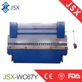 Macchinario di piegamento funzionante stabile del freno della pressa di CNC di alta precisione di serie di Jsx-67k