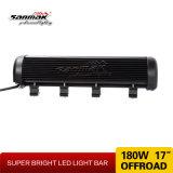 """17 """" Offroad 트럭을%s 180W 반점 광속 LED 표시등 막대"""