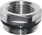 A válvula de radiador de bronze de alta qualidade