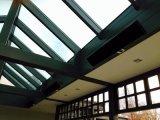 Электрическая стена или установленная потолком ультракрасная панель подогревателя